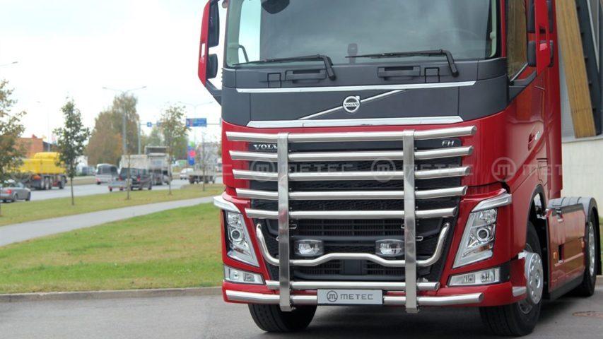Nuevas Barras de ala para Volvo FH