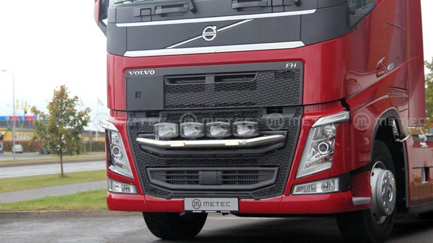 Barra Portafaros Scania y Volvo