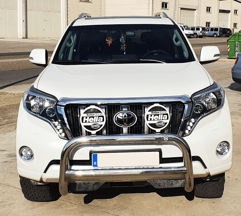 Toyota Land Cruiser 150 montaje cliente